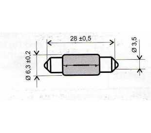 LAMPADE 6V-5W SILURO