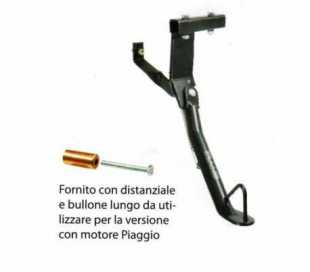 CAVALLETTO LATERALE PER APRILIA SR 50 2000 UNIFICATO