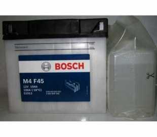BATTERIA BOSCH 51913 12V 19AH DIMENSIONI (LxPxA):186x82x171 mm.