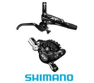 KIT FRENO A DISCO POSTERIORE SHIMANO BL-M8000+BR-M8000 + TUBO