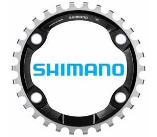 CORONA BICI SHIMANO SLX 30D SM-CRM70 x FC-M7000-1