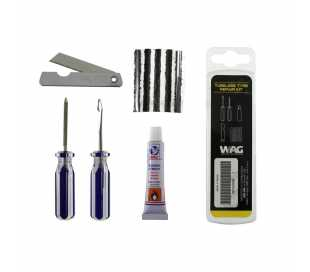 KIT RIPARAZIONE  GOMME TUBELESS WAG