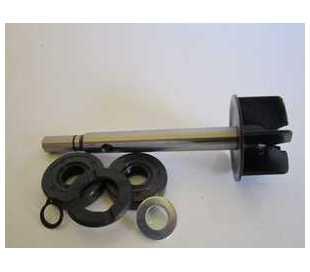 KIT REVISIONE POMPA ACQUA ADATTABILE A MOTORI SCOOTER :APRILIA:LEONARDO 125/150cc.( 98- 94).SCARABEO 1
