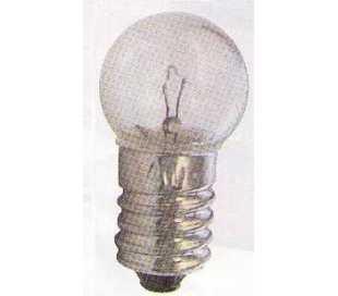 LAMPADA POSTERIORE BICI  6V-0,3W