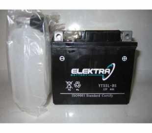 BATTERIA ELEKTRA YTX5L-BS C/ACIDO