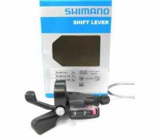 COMANDO CAMBIO SHIMANO SL-M310 8V. CON CAVO E GUAINA