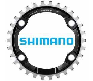 CORONA BICI SHIMANO DEORE XT 30D SM-CRM81 x FC-M8000-1