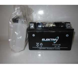 BATTERIA ELEKTRA YTX7A-BS C/ACIDO