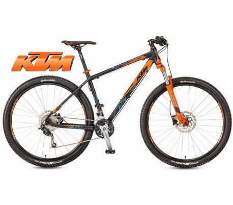 Bici Mtb 29 Ktm Ultra Fun 27vshimano Alluminio Taglia 1943 Cm Gallo Alessandro