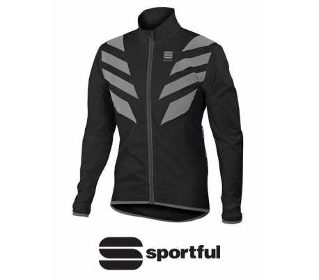 GIUBBINO SPORTFUL REFLEX JACKET ANTIVENTO NERO