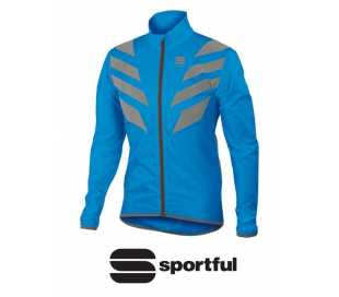 GIUBBINO SPORTFUL REFLEX JACKET ANTIVENTO BLU ROYAL