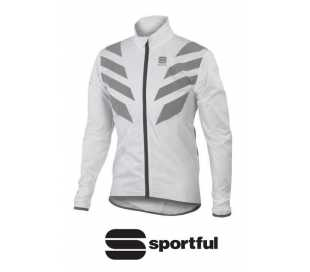 GIUBBINO SPORTFUL REFLEX JACKET ANTIVENTO BIANCO