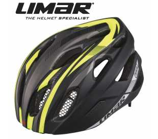 CASCO BICI LIMAR MOD.555 REFLECTIVE MATT BLACK