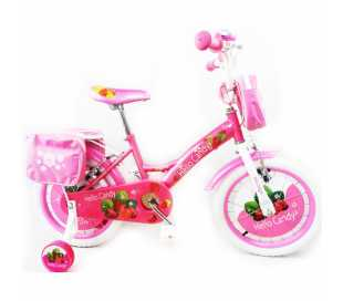 BICI HELLO CANDY  16 ROSA